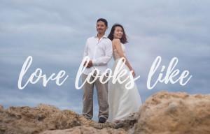 Love Looks Like - Valentine's Day Special (Geographer Cafe, Melaka)