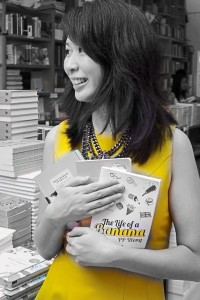 P.P Wong & her books